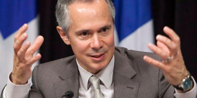 Thierry Vandal attribue les surplus d'Hydro à des décisions