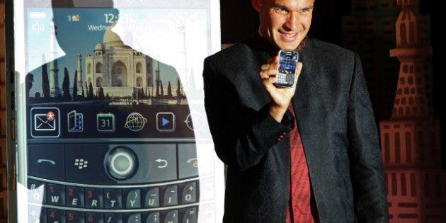 Le cofondateur de BlackBerry Jim Balsillie a vendu ses