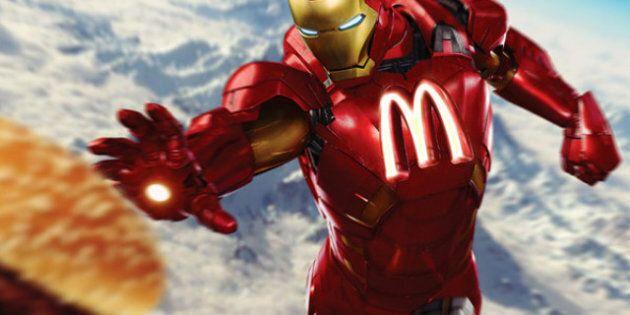 Batman, Iron Man, Captain America, Wolverine, Hulk... et si les super-héros étaient commandités?