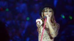 Taylor Swift: «Alien» ou être humain?