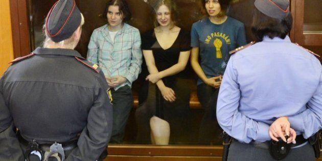 L'Église orthodoxe russe appelle les Pussy Riot à se