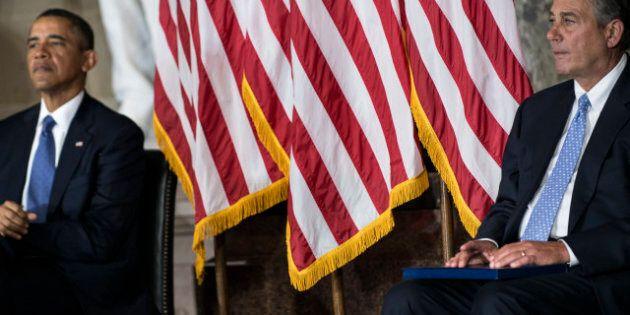 Les coupes budgétaires «stupides» coûteront des emplois, affirme Barack