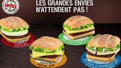 Après le McBaguette, le burger au