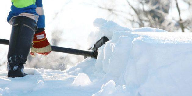 Les dangers de l'hiver pour le coeur