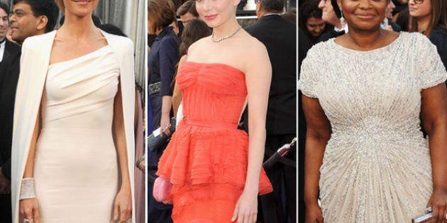 Oscars 2012: Les stars les mieux habillées de la soirée