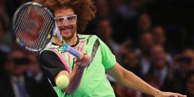 LMFAO: le chanteur Redfoo veut devenir joueur de tennis professionnel