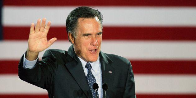 Mitt Romney rejoint le conseil d'administration de la chaîne d'hôtels