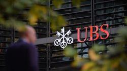 UBS admet la