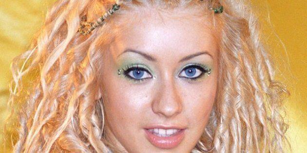 Christina Aguilera: l'évolution de son style: de décolletés en... décolletés!