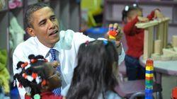Obama est le favori des enfants pour la présidentielle aux États-Unis