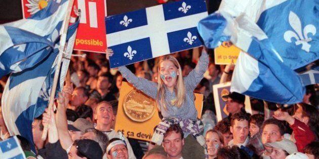 Référendum sur l'indépendance du Québec: et si le OUI l'avait emporté en