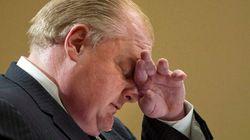 L'expulsion du maire de Toronto est