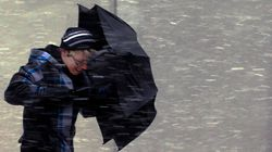 Le nord-est des Etats-Unis en pleine tempête
