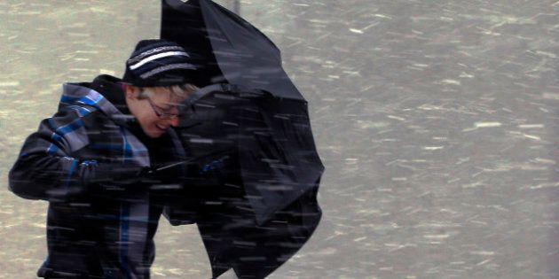 La cote nord-est des Etats-Unis se prépare à un blizzard historique avant de recevoir la tempête Nemo