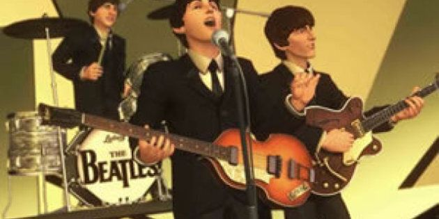 Paul McCartney battu à son propre jeu vidéo