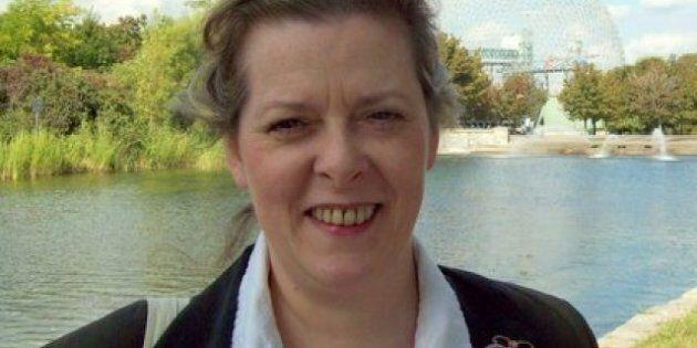 La journaliste anglophone Kathy Coulombe s'est éteinte à l'âge de 56 ans des suites d'un