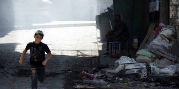Combats sans précédent à Alep entre insurgés et armée