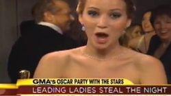 Quand Jennifer Lawrence se fait surprendre par Jack