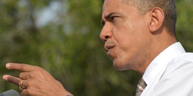 Obama et Sandy: avec la victoire d'Obama et l'ouragan Sandy, les écologistes espèrent plus d'actions...