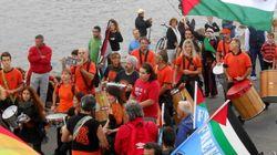Le bateau pro-palestinien arrêté par