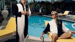 Matt Damon et Michael Douglas «trop gai» pour