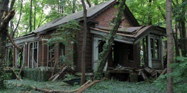 Une île abandonnée en plein milieu de New York