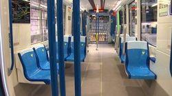 Deux fois plus de caméras dans le réseau du métro de