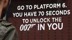 À VOIR: Découvrez le 007 en vous