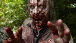 Walking Dead va être rediffusée en noir et