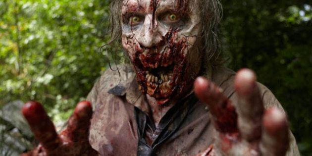 The Walking Dead bientôt rediffusée en noir et blanc aux États-Unis