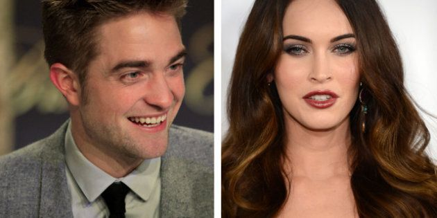 Brad Pitt, Jessica Simpson, Robert Pattinson, Megan Fox, les stars et l'hygiène: sales, les vedettes?...