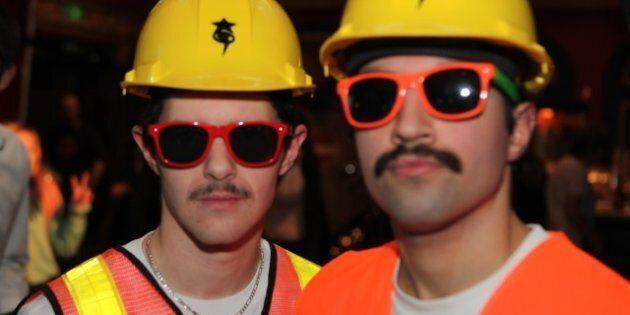 Fêter Movember avec le Gala Parté Mo et Fils