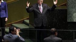La Palestine devient État observateur de l'ONU