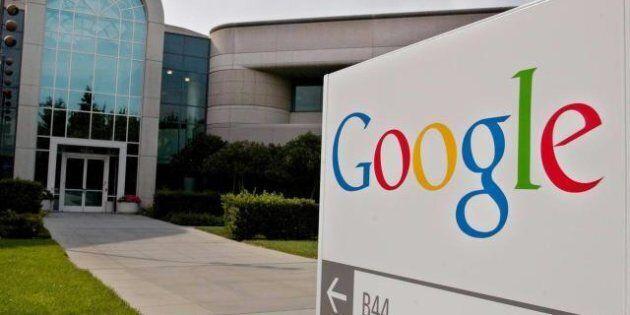 L'action Google chute à New York après la publication de résultats