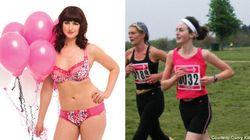 Sa revanche sur l'anorexie: elle devient mannequin grande taille