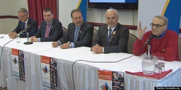 Québec accueille le 1er colloque réunissant des victimes d'actes
