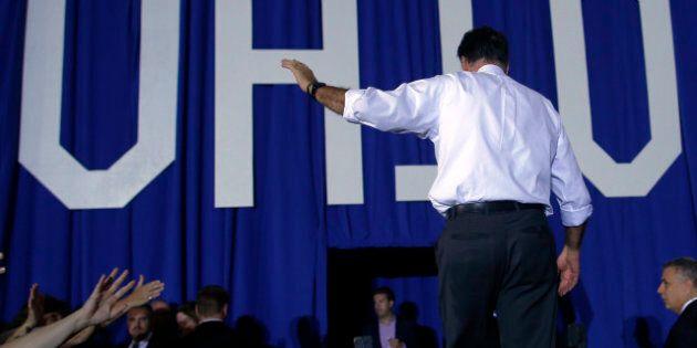 Présidentielle américaine: les 10 États-clés qui peuvent apporter la victoire à Barack Obama et Mitt...