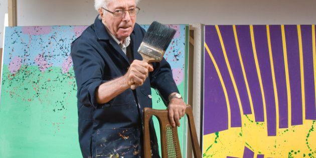 MarcelBarbeau expose «Mouvements, rythmes et accords» à la Galerie Lounge TD, du 25octobre...