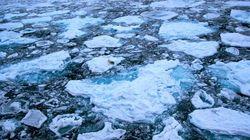 L'Arctique fond à un rythme
