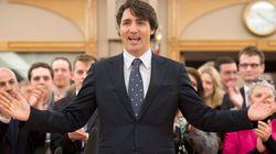 Justin Trudeau a amassé plus de 2 millions