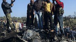 Les rebelles syriens abattent un avion de