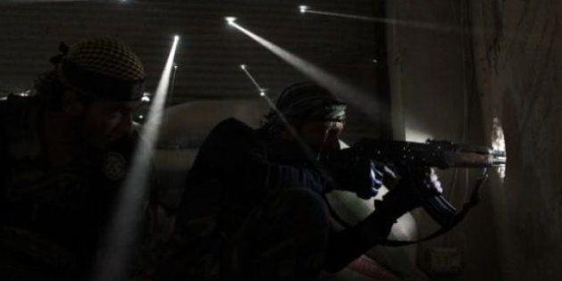 Javier Manzano, un pigiste de l'AFP, reçoit un prix Pulitzer pour une photo de rebelles