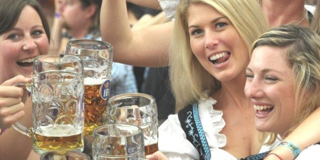 Oktoberfest! Cinq études qui prouvent que la bière peut être bonne pour la santé