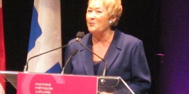 Montréal métropole culturelle 2012: « La culture comme pôle d'excellence montréalais » - Pauline