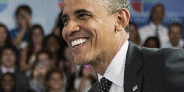 Élections américaines: Barack Obama prend du galon après les gaffes de