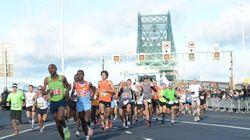 22e Marathon de Montréal dimanche: un nombre record de 27 000