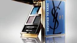 Une palette de maquillage dédiée uniquement aux fans Facebook d'Yves