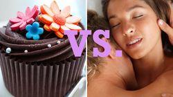 Chocolat ou sexe?