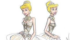 Cendrillon en Versace : des créateurs relookent les princesses