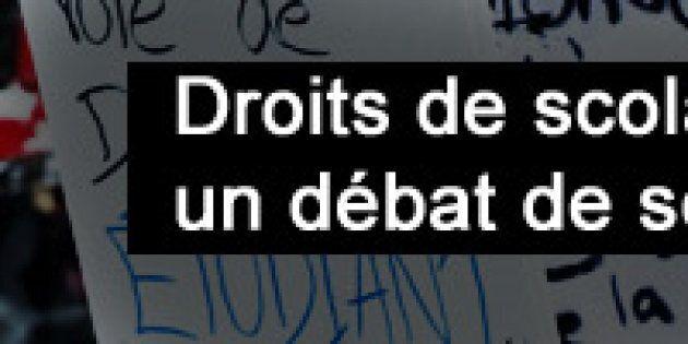 Pierre Duchesne pourrait rater le début du Sommet sur